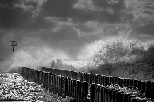 Storm Vlissingen von Linda Raaphorst