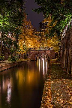 Utrecht herfst 9 van John Ouwens