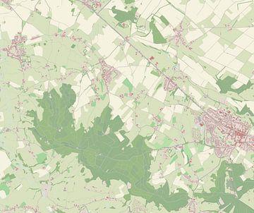 Kaart vanVaals
