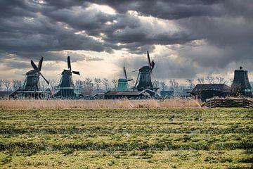 Mühlen von Carlo Snel