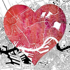 Liefde voor Rotterdam - Zwart en Wit