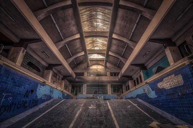 Swimmingpool von Monodio Photography