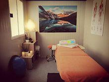 Photo de nos clients: Moraine Sunrise Lac Canada sur Edwin Mooijaart, sur poster