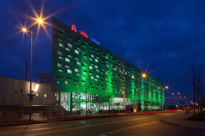 Alpha College Groningen sur Anneke Hooijer