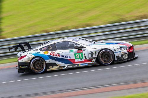 BMW's laatste uren in de 24h Le Mans