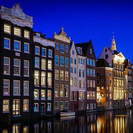 Amsterdam Damrak.  van Remco van Adrichem
