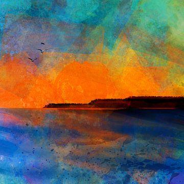 Ocean Sunset 2020 von Andreas Wemmje