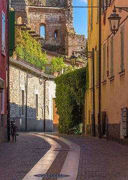 Italiaans straatje van Patrick Herzberg