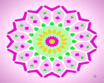 Symmetric composition 68