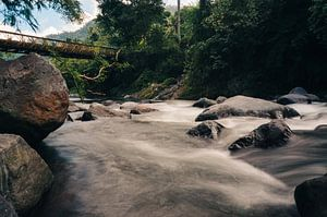 Rivier in Bali