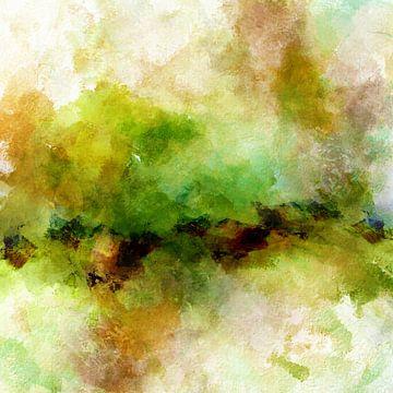 Moorlandschaft von Andreas Wemmje
