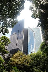 Parkzicht HongKong