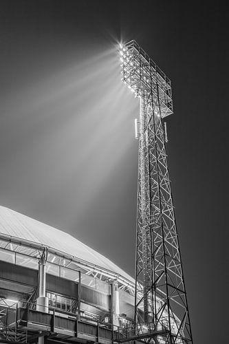 Feyenoord Rotterdam stadion de Kuip 2017 - 6 van