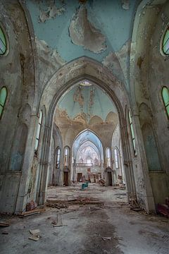 Abandoned religion von Frans Nijland