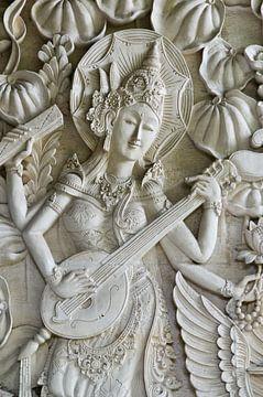 Balinesische Kunst von wim verrijp