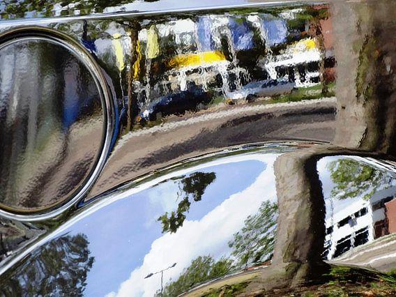 Urban Reflections 42 van MoArt (Maurice Heuts)