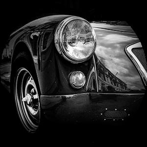 MG A Twin Cam 1957 van Bart van Dam