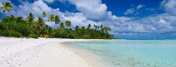 Maina Island, Aitutaki - Cook Islands von Van Oostrum Photography