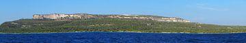 HD panorama foto Tafelberg Curacao van Atelier Liesjes