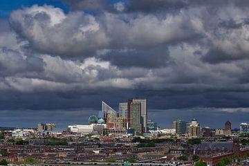 Den Haag Skyline van Robert Jan Smit
