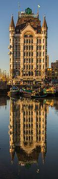 WItte huis Rotterdam van Alexander Blok