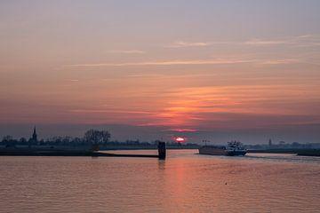 Zonsondergang Ravenswaaij van Moetwil en van Dijk - Fotografie