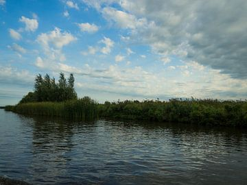 Water landschap van Michel Aalders
