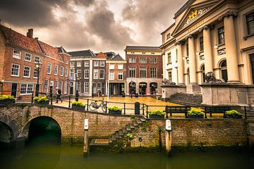 La mairie de Dordrecht sur Danny den Breejen