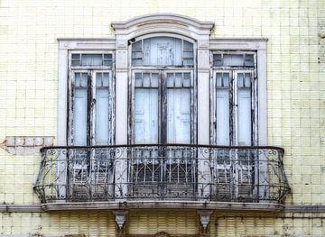 My balcony van Irene Lommers