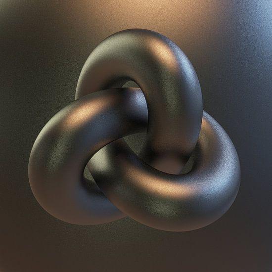 Escher Trefoil knoop