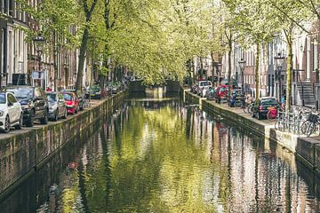 Canals of Amsterdam sur Ali Celik