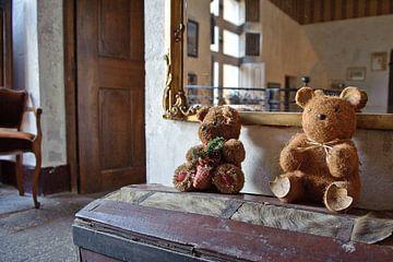 Chateau teddy beren van Rene du Chatenier