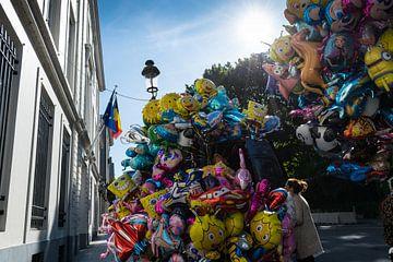 Ballonnen sur Wouter Pinkhof