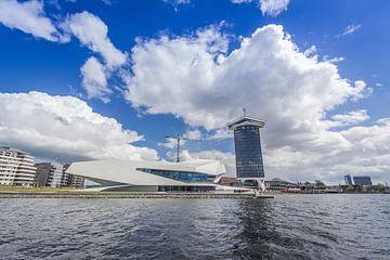Das Auge von Amsterdam von Thijs van den Broek