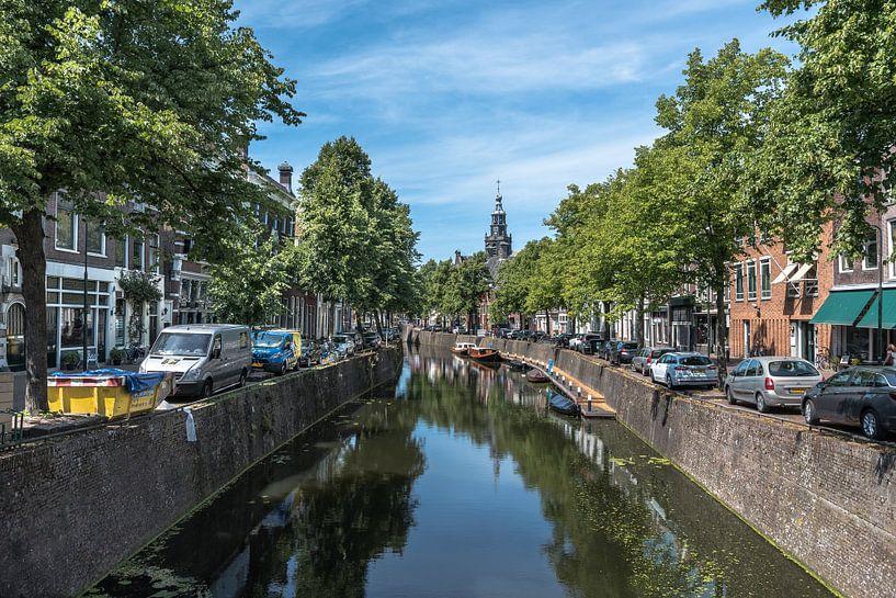 Stadsgezicht Gouda van Rinus Lasschuyt Fotografie