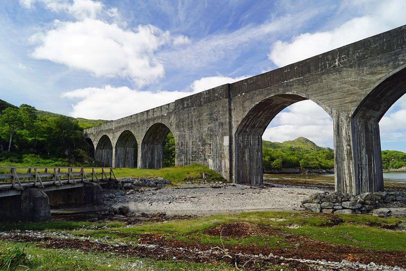 Viaduct van Ardnambuth van Babetts Bildergalerie