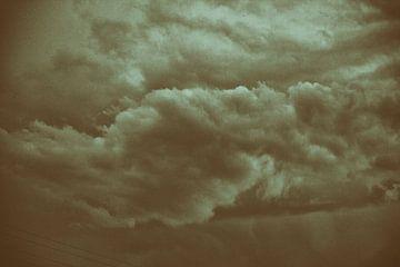 Onweerswolk von Els Van den Kerckhove-Verhoeven