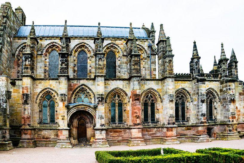 Rosslyn Chapel van Hans Verhulst