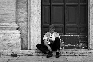 Rome, Italië van Selma Hamzic
