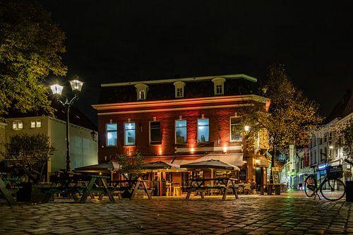 Breda - Kerkplein (De Bruine Pij)