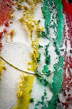 Kleuren op de muur von mandy sakkers