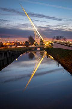 Calatravabrug van Jolanda van Straaten
