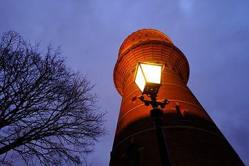 Watertoren aan de Lauwerhof in Utrecht (2) sur Donker Utrecht