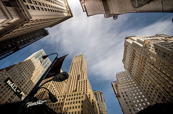 Wallstreet New York