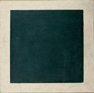 Kazimir Malevitsj, Zwart Vierkant, 1932