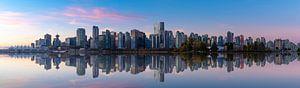 Vancouver Skyline von
