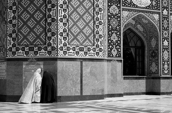 Teheran van Tom Kraaijenbrink