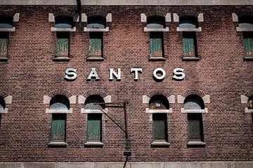 Santos Gebäude Rotterdam von Pierre Verhoeven