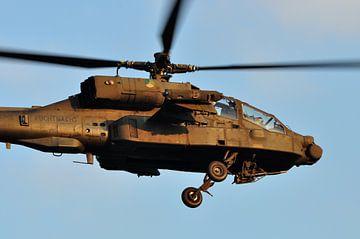 AH-64D Apache sur Rogier Vermeulen