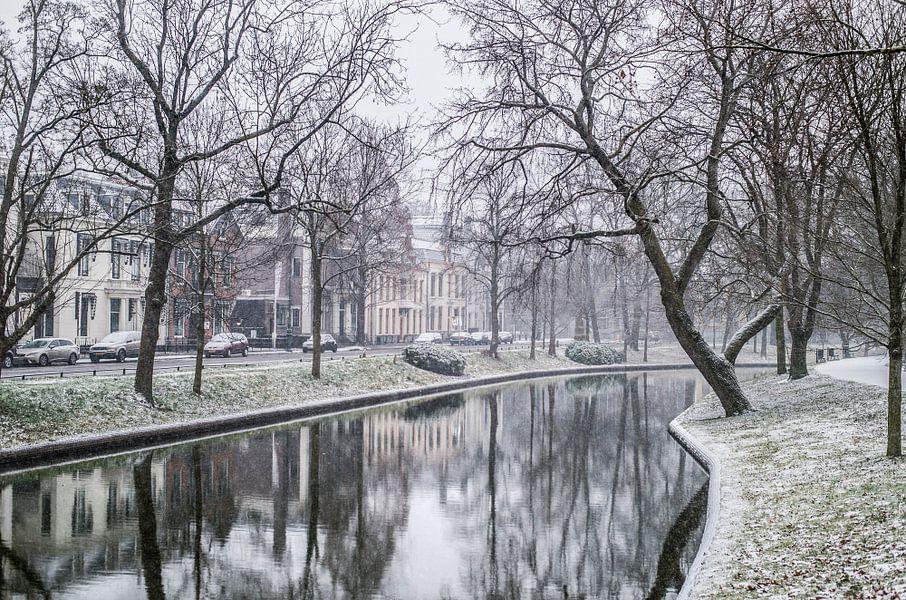 Het sneeuwt in Utrecht van De Utrechtse Internet Courant (DUIC)